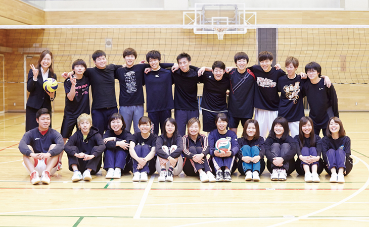 TOKIWA volleyball club