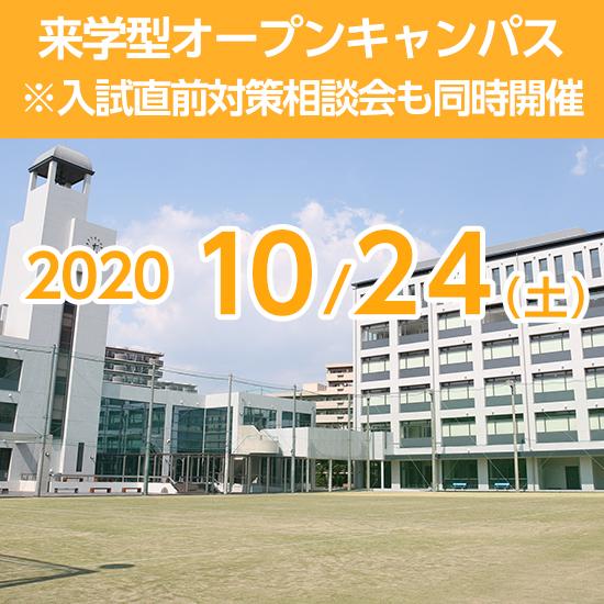 【10/24】来学型オープンキャンパスとWeb相談会を開催予定です